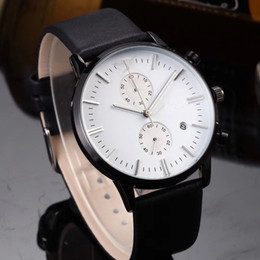 Brand Luxury Style Watch Australia - 2019 New Hot Top Luxury Man Simplicity Watch Famous Brand calendar Quartz sports Watch special style male clock Wristatch High quality