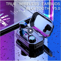 bass buds earphones UK - Wireless Headphone Bluetooth Earphone Sport Earphones Wireless Ear Buds Bass Earbuds for Redmi Xiao Huawei Samsung Iphonexr 7 8