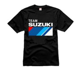 Woman Fans Australia - Big Size 4XL New Summer for Suzuki fans T-shirt S car Printed T-shirt short sleeved clothing O-neck sport T-shirt High QualityJJ