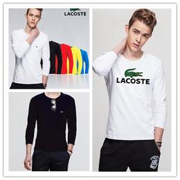 b69a4b0e08a 8 Fotos Compra On-line Camisa dos crocodilos-Logotipo da marca de moda  crocodilo engraçado t