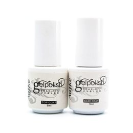 Ingrosso Nail economico Coat Aafke Base Top Coat Set del gel Nail Polish Soak Off Long Lasting Base e Top Gel per unghie