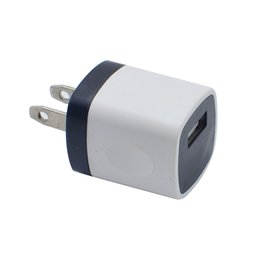 $enCountryForm.capitalKeyWord UK - Cheap Price NOKOKO 12 Colors 5V 1A US USB AC Wall Charger Home Travel Charger Adapter Mini USB charger for iphone samsung