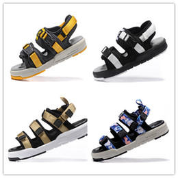 $enCountryForm.capitalKeyWord Australia - 2019 new arrivel Original men women Summer Sandals black white red Anti-slipping Quick-drying Outdoor slippers Soft Water Shoe size 36-44