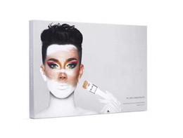 menor preço! 2018 hot new James Charles Palette Sombra de Maquiagem 39 cores Sombra Artista Interior Da Sombra Paleta dhl alta qualidade rápida f
