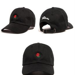 0e6b84781595a 2019 The Hundreds Rose Snapback Caps snapbacks Exclusive customized design  Brands Cap men women Adjustable golf baseball hat casquette hats