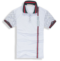96a263d18 2019 Top free hot fashion sports round neck pullover short-sleeved men and women  couple casual polo T-shirt