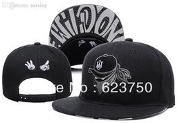 cool style hats UK - Wholesale-5 Styles Fashion Brand X The wild ones Snapback Hats West Coast gangsta Cool Mens Hip Hop Caps Street Headwear black grey Red