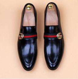 Sapatos masculinos de Luxo de Couro Genuíno Casual Condução Oxfords Apartamentos Sapatos Mocassins Mocassins Sapatos Italianos para Homens 38-45 venda por atacado