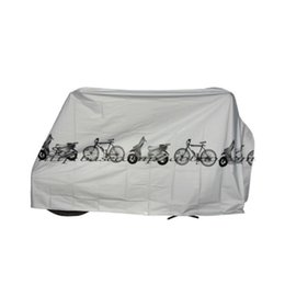 Bicycling Gear UK - Bicycle Waterproof Cover Bike Rain Dust Cover Outdoor Portable Scooter Bike Protect Gear Bicycle Accessories Bike Cover Cycling