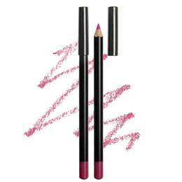 $enCountryForm.capitalKeyWord UK - Wholesale 12 Long Lasting Liquid Lipstick lipliner Waterproof Brown Private Label Pencil Sets Custom No Logo Makeup Lip Liner