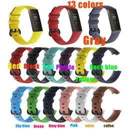 $enCountryForm.capitalKeyWord NZ - Best price For Fitbit charge3 Wristband Wrist Strap Smart Watch Band Strap Soft Watchband Replacement Smartwatch Band For Fitbit Charge 3