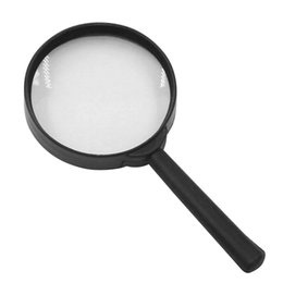 $enCountryForm.capitalKeyWord UK - Mini Pocket Magnifying Glass Hand Held 60mm Magnifier 3X Magnifying Loupe Reading Glass Lens