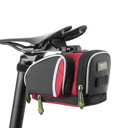 Bicycling Gear Australia - ROCKBROS Cycling Saddle Bag Mountain Road Bike Bicycle MTB Seat Post Bag Fixed Gear