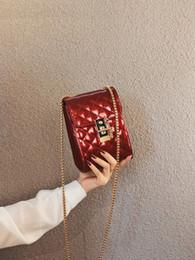 $enCountryForm.capitalKeyWord NZ - LA FESTIN Brand Women's Bag 2019 New Chain Small Square Bag Fashion Shoulder Messenger Bag Lightweight Wild Custom Bee Hardware