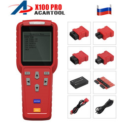 Key Programmer For Renault Australia - XTOOL X100 Pro Professional Auto Key Programmer and Mileage adjustment Odomete Work for most of car models free shipping