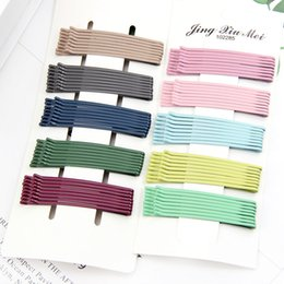 $enCountryForm.capitalKeyWord Australia - Colorful Hair Clip Pins Curly Wavy Grips Hairstyle Barrette Hairpin Hairdress Styling DIY Tools Free Shipping
