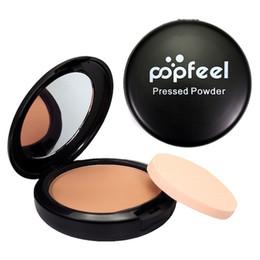 sleek makeup blush 2019 - Factory Wholesale Face Press Powder Matte Highlighter Bronzer Blush Sleek Mineral Translucent Setting Foundation Makeup