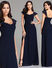 $enCountryForm.capitalKeyWord Australia - Prom dress beautiful prom tuxedo prom dresses sleeveless sash backless new style 2019 evening dresses Formal dress