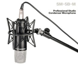 takstar mic Australia - FREE SHIPPING TAKSTAR SM-5B-M Vo type the Condenser Microphone Broadcasting And Recording Microphone & Mic No Audio Cable HOT