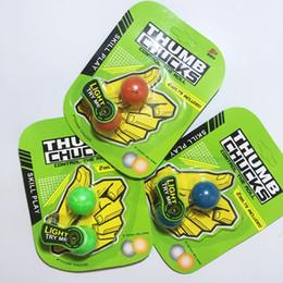 $enCountryForm.capitalKeyWord NZ - Nightlight finger yo-yoThumb Chucks Finger Extreme Movement Control the Roll Ball Toy Spinner Anti Stress Anxiety Relief Toys Spinner