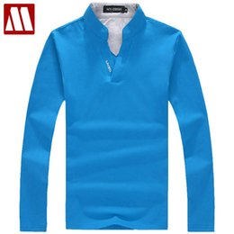 $enCountryForm.capitalKeyWord Australia - Polo Men Cotton Anti -Wrinkle 2018 New Brand Mens Designer Polos Hombre Casual Long Sleeve Solid Polo Shirts Homme Plus Size 5xl