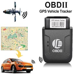 $enCountryForm.capitalKeyWord Australia - Universal Mini OBD2 GPS Trackers GPRS Real Time Car GSM OBDII 2 TK206 Quad Band Anti-theft Alarm Vehicle Tracking Device System