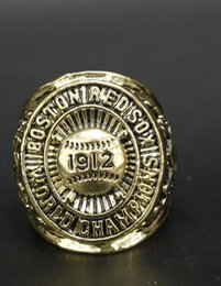 $enCountryForm.capitalKeyWord Australia - New 2020 Super Bowl 1912 Red Sox Baseball World Championship Ring Fans Collection