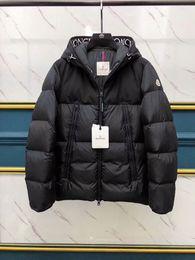 2019 Winter Fourrure Вниз Parka Homme Jassen Верхняя одежда Куртки Big Fur Hooded Fourrure манто вниз пальто куртки Hiver Doudoune Maya на Распродаже