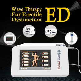 electro shock machine Australia - 2020 The Most Popular Electro Magnetically Shock Wave for Erectile Dysfunction Treatment Similar Intensity Gainswave Physiotherapy Machine