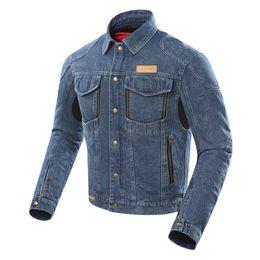$enCountryForm.capitalKeyWord Australia - DUHAN Winter Motorcycle Jacket Denim Jacket Men Riding Set Moto Motorbike Keep Protective Gear Warm Casual Clothing