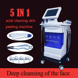 diamond microdermabrasion machines sale Australia - Hot sale salon microdermabrasion machines wrinkles removal hydra facial Acne treatment microcurrent machine hydrafacial Diamond Dermabrasion