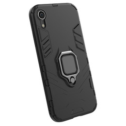 $enCountryForm.capitalKeyWord UK - Armor Shockproof Case For iPhone X XR XS Max Full Cover For iPhone 6s 7 8 Plus Magnetic Car Holder Protective Case