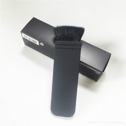 $enCountryForm.capitalKeyWord Australia - Professional Flat Contour Blusher Kabuki Makeup No 21 Contour Brush Goat Hair Beauty Makeup Brushes