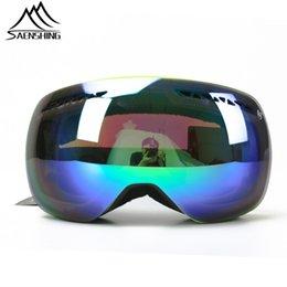 $enCountryForm.capitalKeyWord Australia - SAENSHING Ski Glasses Top Quality Dobule Fog Ski Goggles Men Women Snow Snowboard Motocross Goggles Professional Skiing Google