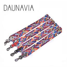 Hook Shoulder Strap Australia - good quality Bag Accessories Handles For Handbags Strap Shoulder Rainbow Color Handbag Belt Cross Body Messenger Bag Belt Strap105