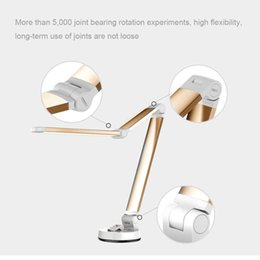 $enCountryForm.capitalKeyWord Australia - Led Desk Read Lamp Office Table Eye Protection Light Usb Powered Study Table Lamp Foldable Stepless Dimmable Touch Sensor