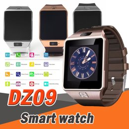$enCountryForm.capitalKeyWord Australia - DZ09 Bluetooth Smart Watch for Apple Watch Android Smart Watch for iPhone Samsung Smartphone with Camera Dial Answer Pass