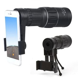 Portable 16 x 52 Mini Monocular Teleskop im Freien Handy Kameraobjektiv New Fashion Portable Monocular