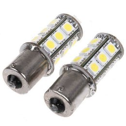 Wholesale Trailer Lights Australia - 1156 1157 5050 strobe 18SMD Automotive Fashion Led Light Bulb Patch Reverse Lamp Rear Light Car RV Trailer Light Bulb
