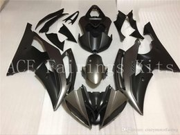 $enCountryForm.capitalKeyWord NZ - 4 Free Gifts New Injection ABS Fairing kits 100% Fit for YAMAHA YZFR6 08 09 10 11 12 YZF R6 2008-2012 YZF600 black and silver