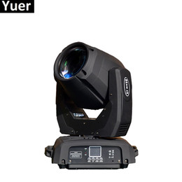 Wholesale Sharpy NEW R W Moving Head Beam Spot Wash Light Yodn MSD W Lamp DMX Professional Stage DJ Disco Effect Lighting Show