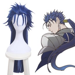 Costumes & Accessories Fate Stay Night Lancer Cosplay Costume Cu Chulainn Jump Suit