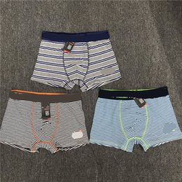 7c00d502814e Mens Underwear Luxury Stripped U&A Men Cotton Boxers Brand Homme Shorts  Briefs Breathable Male Panties Fashion Sexy Underpants L-XXL C52902