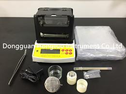 AU-1200K Vente chaude électronique testeur d'or, testeur de prix, pureté de l'or et testeur de Karat, équipement de testeur de bijoux en or, livraison gratuite en Solde