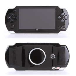Game fi online shopping - 10000 kinds games handheld Game Console inch screen mp4 player MP5 game player real GB support for psp game with camera video e book