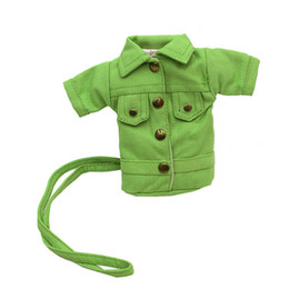 C purses online shopping - Cheap Creative Design Handbag Fashion Lady Children Mini Canvas Candy color Clothes Hanging Neck Purse Messenger Bag sac femme C