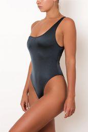 $enCountryForm.capitalKeyWord UK - Womens One Piece Swimwear One Shoulder Monokini Swimsuit Bathing suit Vintage Cut Out beachwear Bodysuit