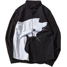 Chinese  Spring Plus size xl-xxxl 4xl 5xl 7xl 8xl 9xl men shirts long-sleeve shirts men's tops bust 160 cm cotton shirt manufacturers