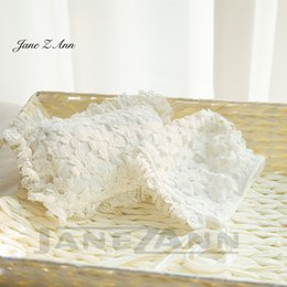 Suit Shower NZ - Jane Z Ann Newborn baby photography props lace pillow hat suit studio photo shooting accessories baby shower gift