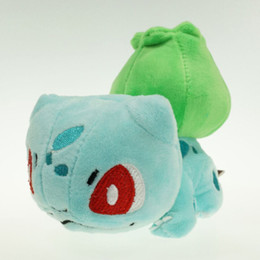 """Top New Toys Australia - Top New 6"""" 15CM Bulbasaur Plush Doll Anime Collectible Dolls Stuffed Best Gifts Soft Toys"""